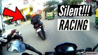 Traffic Police gets Angry || NINJA 1000 || Funny People || Chicken roll Filled Tummy- BANG2W