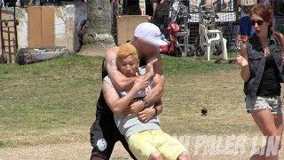 Abusive Boyfriend With Security Prank! (Gone Wrong)