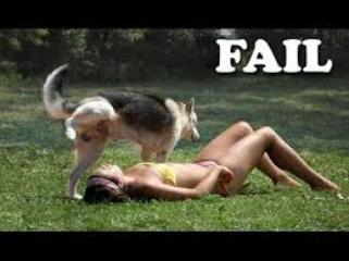 Funny Animals FAIL Compilation - Best of 2015