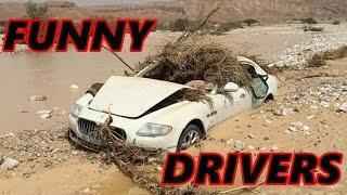 IDIOT FUNNY DRIVERS | CRAZY DRIVING FAILS