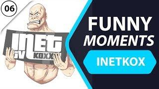 Funny Moments InetKoxTV #06 - Golf z Koxami