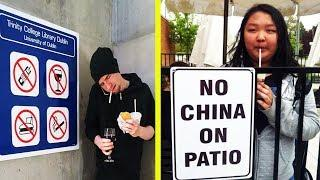 Funny People Who Break The Rules (Compilation)