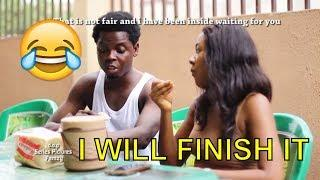 I WILL FINISH IT(COMEDY SKIT) (FUNNY VIDEOS)-Latest 2018 Nigerian Comedy|Comedy Skits|Naija Comedy
