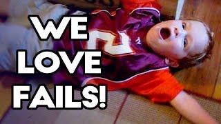 WE LOVE FAILS! - March 2017   The Best Fails - Funny Fail Compilation