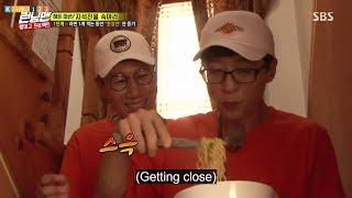 Funny Jae Suk Fail Deceive Seok Jin