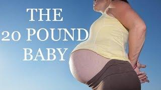 Funny Jokes - The 20 Pound Texas Baby...