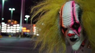 Killer Clown 6 Scare Prank - Episodes From Vegas