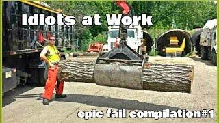 Idiots at Work !!! Epic fail compilation 1