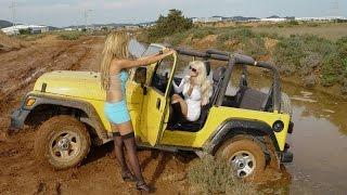 IDIOT JEEP DRIVERS | CRASH & FAILS