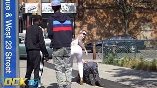 Epic Yoga Pants PRANK! (MoeAndET)