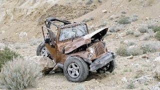 JEEP CRASHS & FAILS | IDIOT DRIVERS