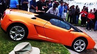 Super car Idiot Drivers - Lamborghini Driving Fails, Most Funny Supercars Fails 2017
