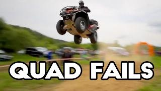 Best QUAD FAILS of February 2017 | Funny Fail Compilation