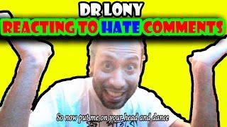 Bangla Funny People Bad Comments   Dr Lony REACTING TO HATE COMMENTS   Dr Lony Prank