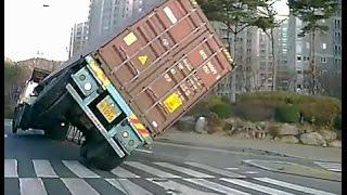 IDIOT FUNNY DRIVERS, CRAZY FUNNY DRIVING FAILS - AMAZING DRIVING FAILS