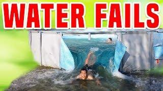 Best Water Fails of 2017 | Funny Fail Compilation