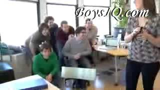 Hardly Working: Office Goofarounds  high defination fun video college humor pranks college april