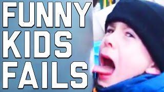 Funny Kid Fails (February 2016) || FailArmy