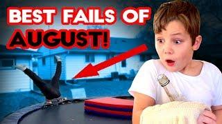 Best Fails of August 2017 | Funny Fail Compilation