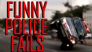 Cops Who Fail at Being a Cop | Funny Moments