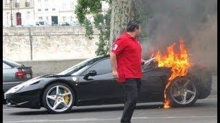 Super car driver idiots Crash Compilation #1 New 2013 In Hd (720p)