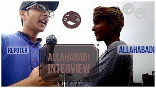 funny allahabadi's interview || gyan ka sagar allahabad by jeffarpan.          #arpantripathi