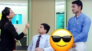 तुम्ही Secretary कुणाचं | Funny Secretary | Marathi Latest Comedy Jokes