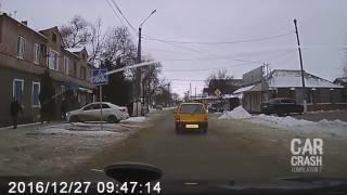 Car Crash Compilation 2017 Stupid Idiot Drivers Russian Fails Dashcam Accidents2