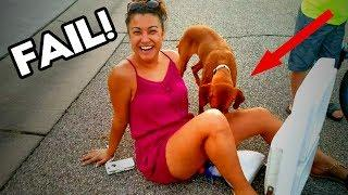 """I DON'T WANNA DO IT!"" Epic Fails! - July 2017  