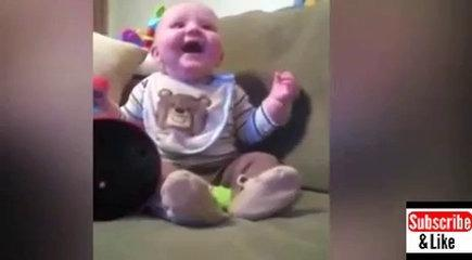 BEST Funny little funny babiesce laugh cry Falls 2016 funny videos 2017