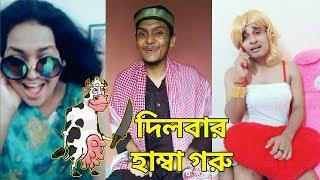 দিলবার গরু Funny Dubbing Misically | Bangla New Funny Video | Funny TikTok Video 2018