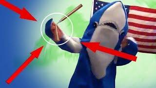Left Shark vs Nunchuck! EPIC FAILS! - July 2017   Funny Weekly Fail Compilation   Best Fails Montage