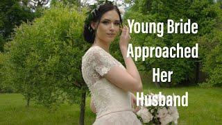 Funny Joke - Young Bride Approached Her Husband{V}