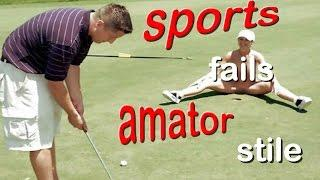 fail compilation : sports fails in amator stile : extrme idiots