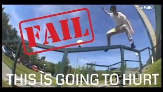 Skater Fail Compilation 2017 From Top Fails EP2