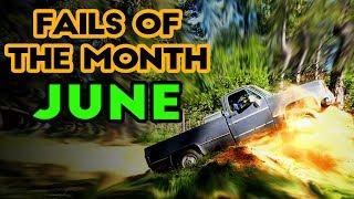 The Best FAILS OF THE MONTH June 2017 | Funny Weekly Fail Compilation | Fails Montage Selection