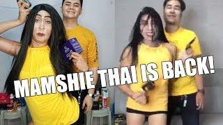 Funny Viral Thai Gay Dancing (AGAIN!) Parody - Mamshieng Thai ft. Titong Malungkot #TeamGatter