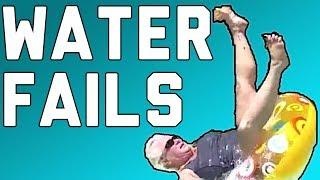 Slippery When Wet!: Funny Water Fails || FailArmy