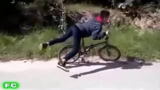 IDIOT FUNNY DRIVERS, CRAZY FUNNY FAILS 2016 ep.12 (BIKE EDITION  )