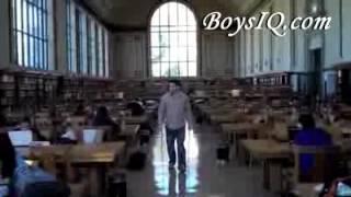 Jesse Tours Somebody Else's School  high defination fun video college humor prank april fools jokes