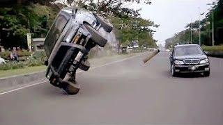 Ultimate IDIOT FUNNY DRIVERS, CRAZY FUNNY FAILS May 2017