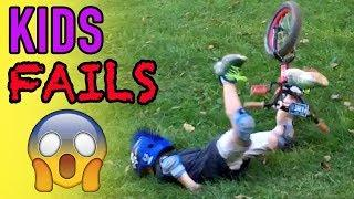 CANDID KID FAILS CAUGHT ON CAMERA!! | Try Not To Laugh At These Funny Kid Fails! |  Mas Supreme