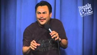 Mexican Joke: Frank Lucero Tells Jokes About Mexicans! - Stand Up Comedy