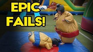 """Epic Fails! - """"I got it on video!"""" AUGUST 2017   Funny Weekly Fail Compilation   Best Viral Montage"""
