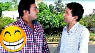 शंभर रुपयात ताज हॉटेल मध्ये जेवण | Food in Taj Hotel | Funny Friend | Marathi Latest Comedy Jokes