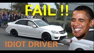 Super car Idiot Drivers - Driving Fails, Most Funny Supercars Fails #2