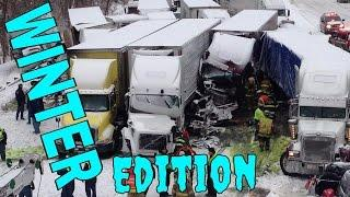 Fails Winter season| FUNNY CRAZY IDIOTS 2016 | just for laughs