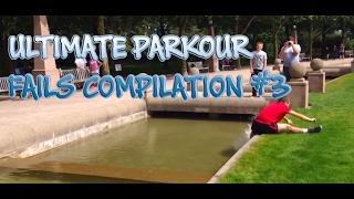 MOST IDIOTIC PARKOUR FAILS | Ultimate Parkour Fails Compilation #3