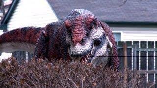Jurassic Prank!!