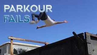 MOST IDIOTIC PARKOUR FAILS | Ultimate Parkour Fails Compilation #1